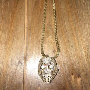 Other - 🆕  24K Jason Mask Necklace
